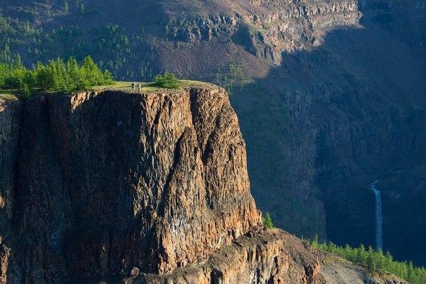 Самый большой водопад в России. Самый большой водопад в России 6