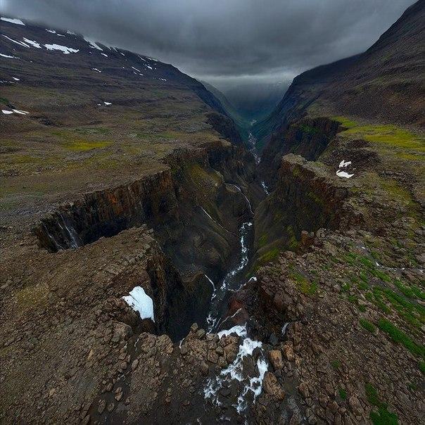 Самый большой водопад в России. Самый большой водопад в России 7