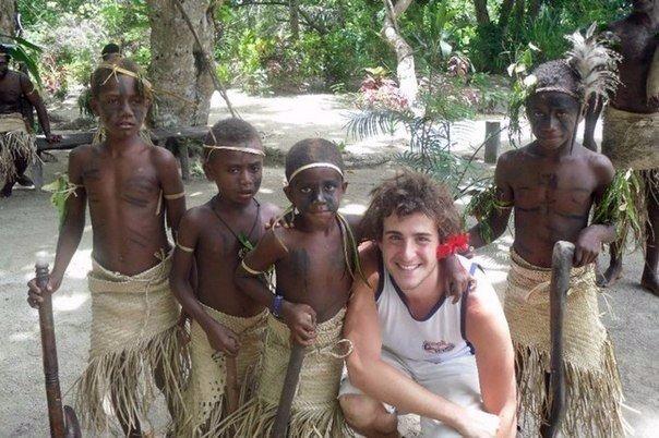 24-летний британец стал самым молодым человеком, посетившим все страны в мире!
