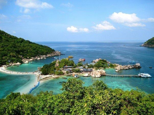 Десять лучших курортов Азии