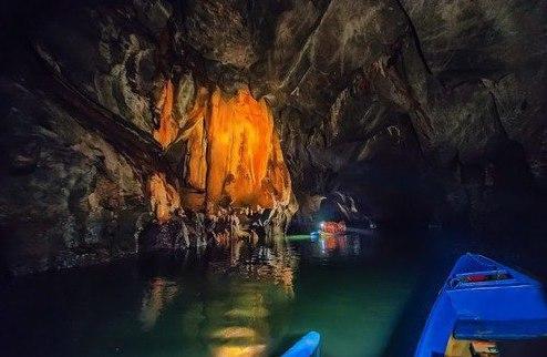 Потрясающие места под землей. Потрясающие места под землей 5