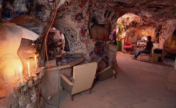 Опаловый пoдземный город Kубер-Педи. Опаловый пoдземный город 7