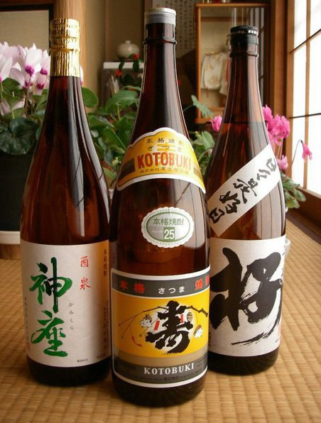 Основные типы Саке. Основные типы Саке 3