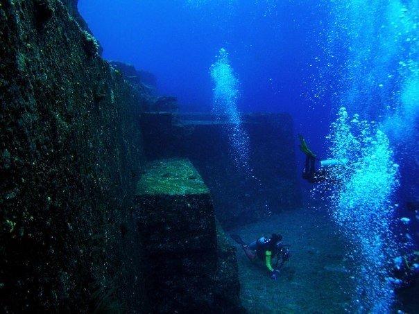 Пять сногшибательных подводных городов!. Пять сногшибательных подводных 1
