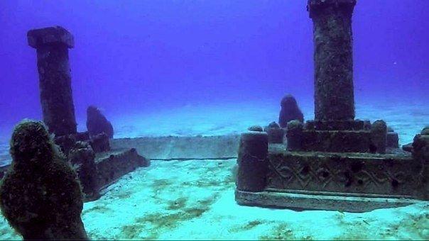 Пять сногшибательных подводных городов!. Пять сногшибательных подводных 2