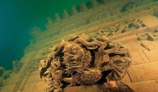Пять сногшибательных подводных городов!. Пять сногшибательных подводных 3