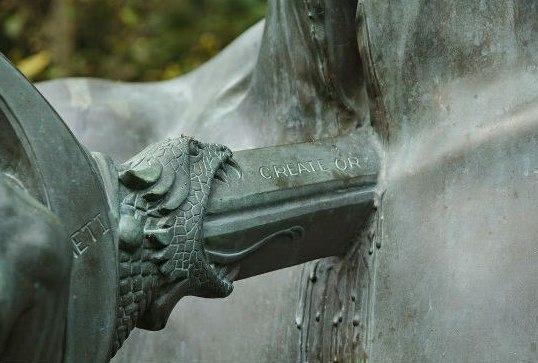 """Парк скульптур """"Путь Виктории"""" в графстве Уиклоу. Парк скульптур """"Путь Виктории"""" 4"""