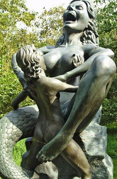 """Парк скульптур """"Путь Виктории"""" в графстве Уиклоу. Парк скульптур """"Путь Виктории"""" 7"""