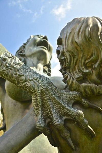 """Парк скульптур """"Путь Виктории"""" в графстве Уиклоу. Парк скульптур """"Путь Виктории"""" 8"""
