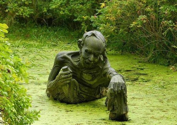 """Парк скульптур """"Путь Виктории"""" в графстве Уиклоу. Парк скульптур """"Путь Виктории"""" 9"""