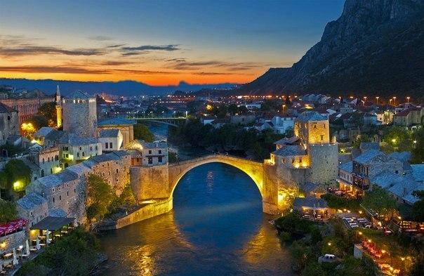 Мостар - город Старого моста. Мостар - город Старого моста 1