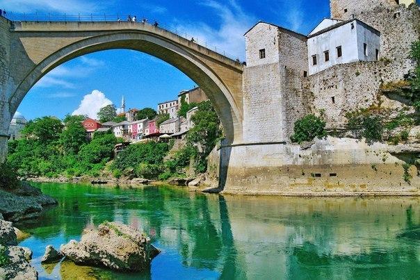 Мостар - город Старого моста. Мостар - город Старого моста 2