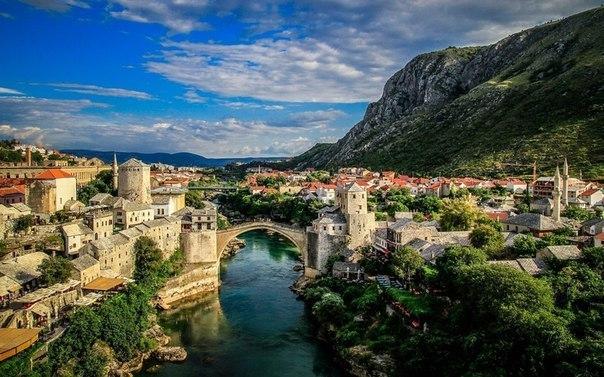 Мостар - город Старого моста. Мостар - город Старого моста 4