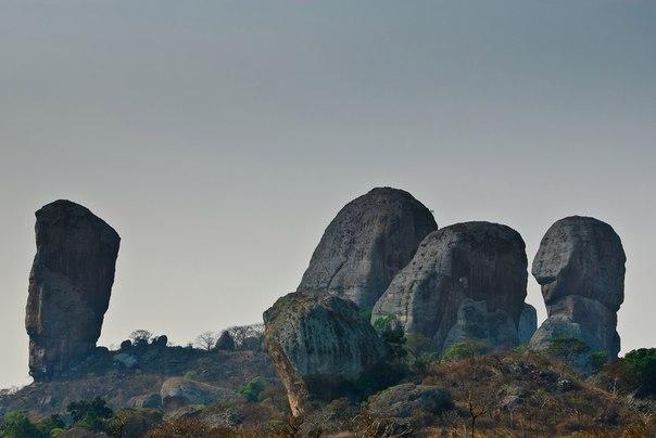 Чёрные камни Пунго-Андонго. Чёрные камни Пунго-Андонго 5