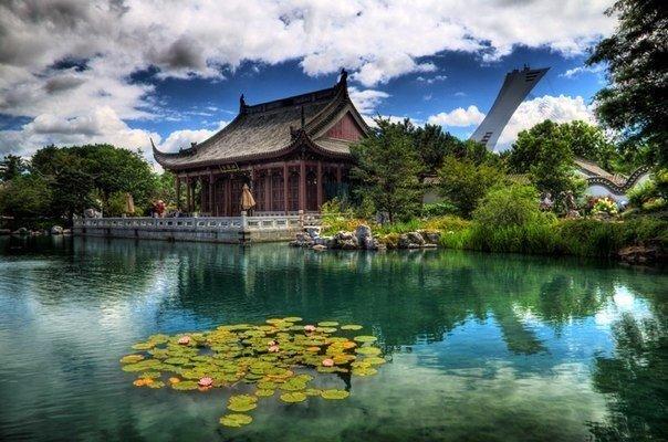 Монреальский ботанический сад, Канада – вот это я понимаю