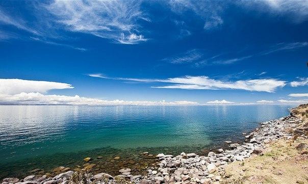 Озеро Титикака. Озеро Титикака 3