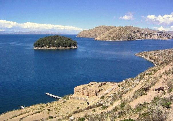 Озеро Титикака. Озеро Титикака 4