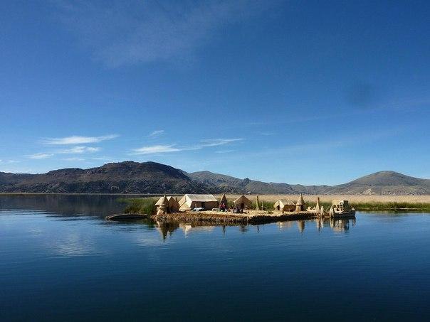 Озеро Титикака. Озеро Титикака 6