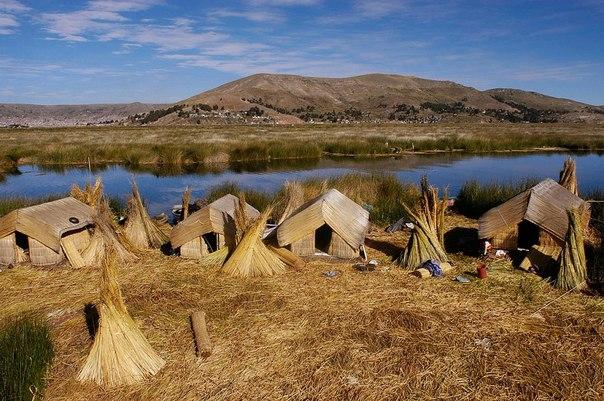 Озеро Титикака. Озеро Титикака 7