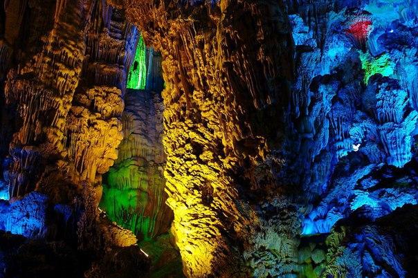 Пещера тростниковых флейт. Пещера тростниковых флейт 3
