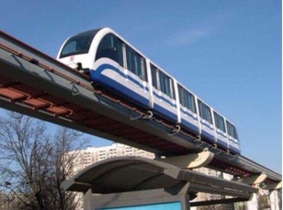 Необычные маршруты наземного транспорта Москвы. Необычные маршруты наземного 3