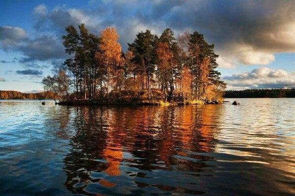 Десять удивительных озер России. Десять удивительных озер 4