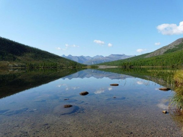 Десять удивительных озер России. Десять удивительных озер 8