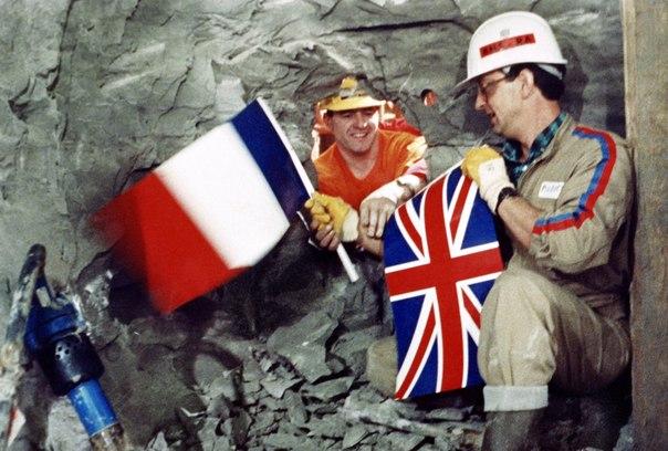 Десять фактов о тоннеле под проливом Ла-Манш. Десять фактов о тоннеле под 2
