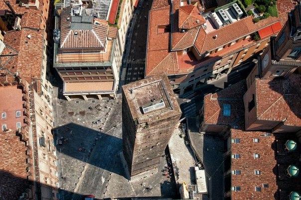 Средневековые башни Болоньи. Средневековые башни Болоньи 3