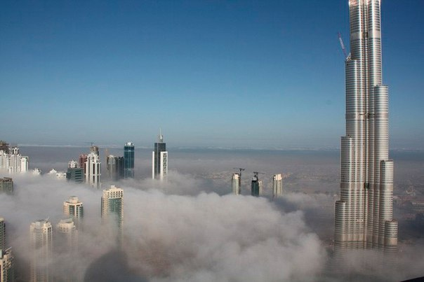 Бурдж Халифа – самый высокий небоскреб в мире. Бурдж Халифа – самый высокий 2