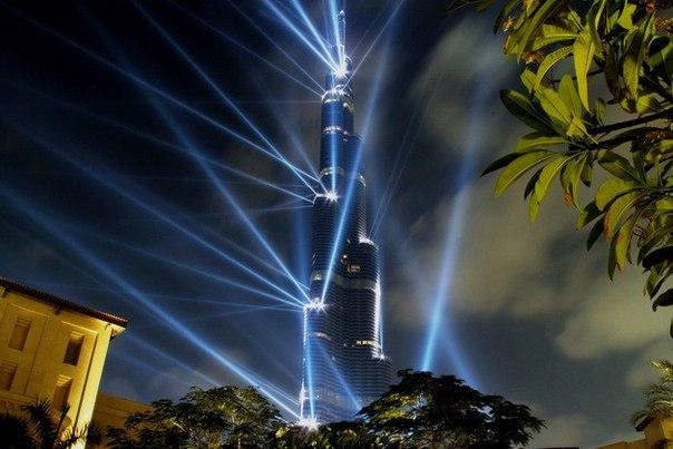 Бурдж Халифа – самый высокий небоскреб в мире. Бурдж Халифа – самый высокий 3