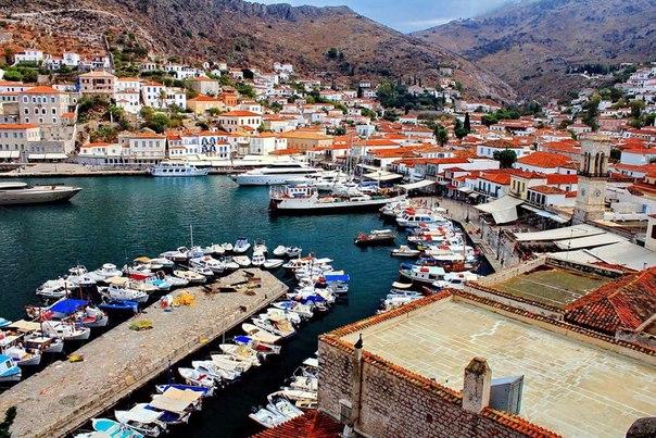 10 красивейших островов Греции