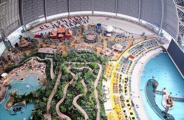 Самый большой аквапарк мира!