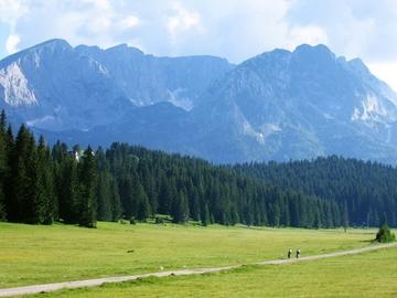 Национальный парк Дурмитор в Черногории