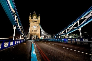 Тауэрский мост в Лондоне, Англия