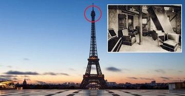 Секретная комната Эйфелевой Башни
